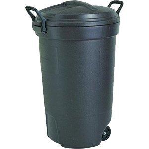 Trash Can 32gal Wheels
