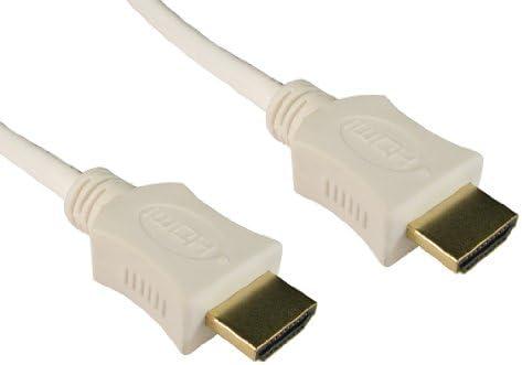 World of Data - Cable HDMI (0,5 m a 20 m) (0,5 a 20 m) – v1.4 – Ultra HD (4 K x 2 K) – Ethernet – 3D – Smart TV –