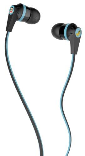- Skullcandy S2IKFZ-049 Ink'd 2.0  Earbud Headphones ( Paul Frank Black)