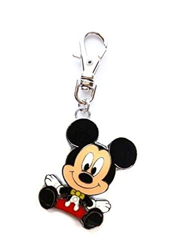 Mickey Mouse Jewelry Charm for Your Pets Collar, Purse, Leash, Job Lanyard, DIY Project, ETC.