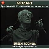 モーツァルト:交響曲第35番「ハフナー」&第38番「プラハ」
