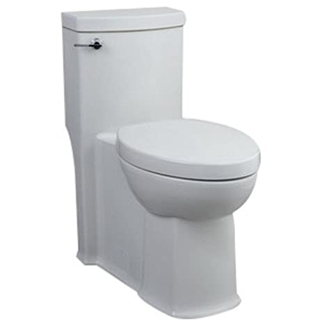 two in one toilet seat. American Standard 2891 128 020 Boulevard RH Elongated One Piece Flowise  Toilet White