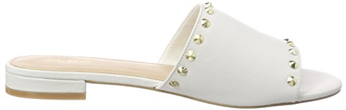 Sandalo Bianco bianco Donna Open Too 70 Brillante Aldo Thoalle rvzrAqn