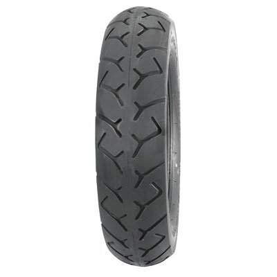 170//80-15 77S Tubeless Bridgestone G702 Exedra Touring Rear Motorcycle Tire Black Wall for Yamaha V-Star 650 Custom 1998-2011