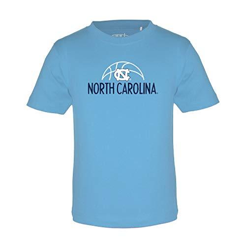 Garb North Carolina Tar Heels Toni Light Blue Youth T-Shirt