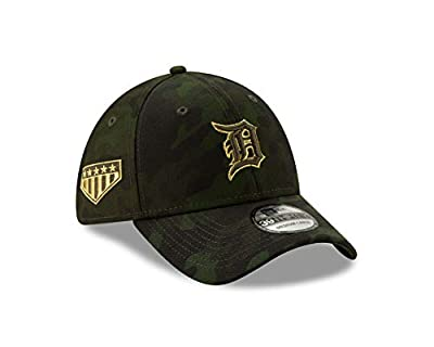 New Era Detroit Tigers 2019 MLB Armed Forces Day 39THIRTY Flex Hat