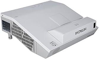 Hitachi CP-AX2505 Projector - Proyector (2700 lúmenes ANSI, 3LCD ...