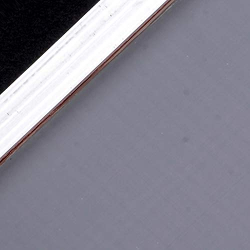 TOOGOO A3 Screen Printing Aluminum Frame 31X41Cm with White 43T Silk Print Polyester Mesh for High-Precision Printed Circuit Boards