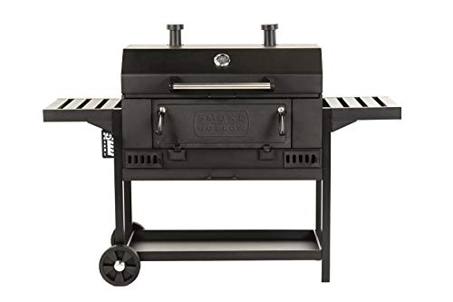 Smoke Hollow SH19040919 CG600G Charcoal Grill, Black