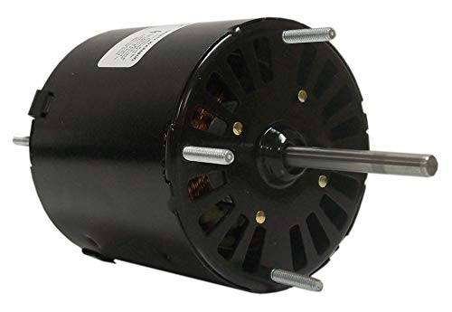 Fasco D210 3.3-Inch General Purpose Motor, 1/25 HP, 115 Volts, 3000 RPM, 1 Speed, 1.3 Amps, OAO Enclosure, CWSE Rotation, Sleeve Bearing
