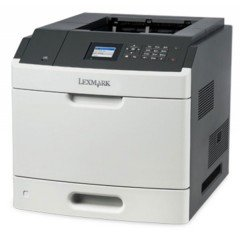 * Lexmark MS710dn Mono Laser Printer (50 ppm) (800 MHz) (512 MB) (1200 x 2400 dpi) (Max Duty Cycle 250,000 Pages) (Duplex) (USB) (Ethernet) (250 Sheet Input Capacity) (100 Sheet Multipurpose Tray) *