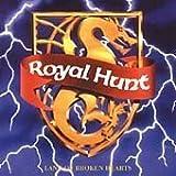 Land Of Broken Hearts by Royal Hunt (1999-05-31)