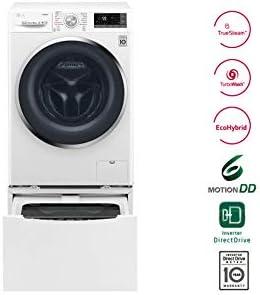 LG Lavadora TWOC09W TwinWash: Amazon.es: Hogar