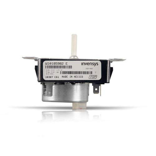 (Whirlpool W10185982 Timer for Dryer)