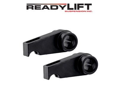 Ready Lift 66-3070 2.25in Forged Torsion Key Front Leveling Kit w/Shock Stem ()