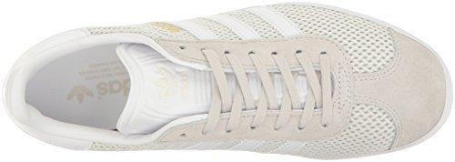 Adidas Originals Scarpe Da Ginnastica Di Moda Gazzella Talco / Bianco / Talco