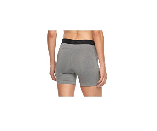 NIKE Womens Victory Base Layer 5 Training Shorts 824403-091 (Small, Grey/Black) by Nike (Image #1)
