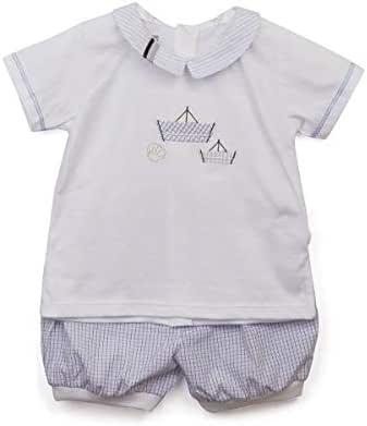 كاراميل طقم ملابس اطفال -اولاد