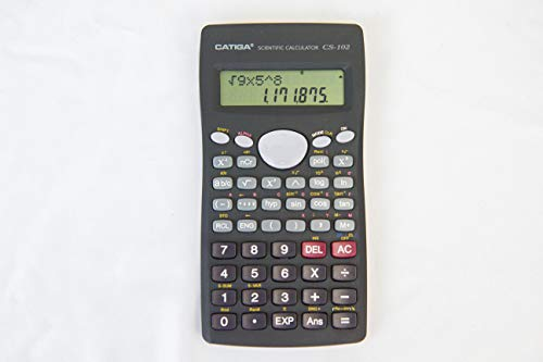 CATIGA-102 Scientific Calculator  Suitable School Business  12 Digit LCD Calculator