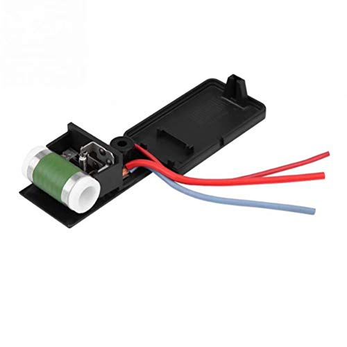 Lovey-AUTO OEM # 17117541092R Car Engine Cooling Radiator Fan Motor Resistor for Mini Cooper R50 R52 R53 2003 2004 2005 2006 2007 2008 17117541092R:
