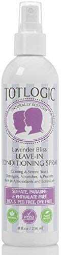 nd Leave In Hair Conditioner Spray - Lavender Bliss, 8 oz - For Kids and Adults ()