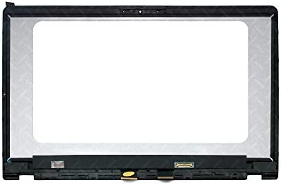 LCDOLED Replacement 15.6 inches FullHD 1920x1080 IPS LED LCD Display Touch Screen Digitizer Glass Assembly for ASUS Q505 Q505U Q505UA Q505UA-BI5T7 Q505UA-BI5T9 No Bezel