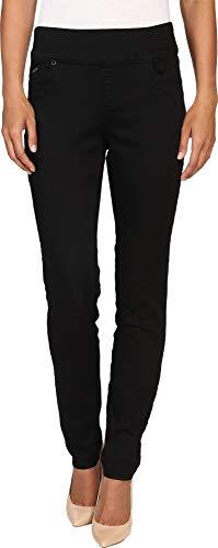 FDJ French Dressing Jeans D-Lux Denim Pull-On Slim Jegging in Ebony Ebony Women's Jeans