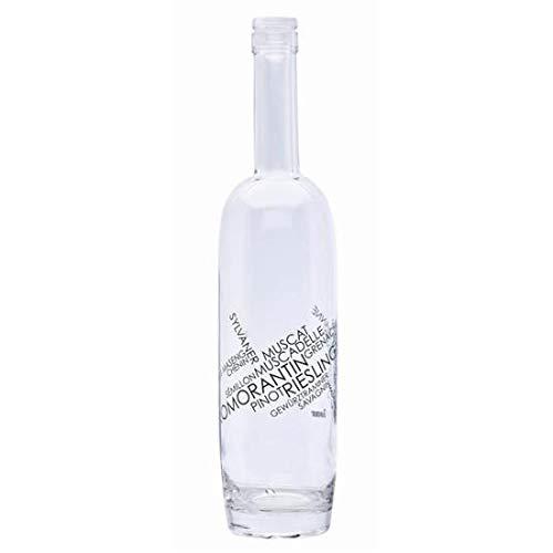 Durobor CÉPAGES BLANCS White Wine Bottle, With Stopper, 25.5oz/750ml, ()