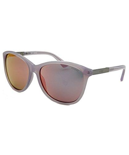 GUESS Eyewear Square Sunglasses - Guess Purple Sunglasses