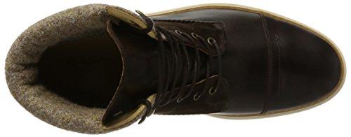 Gant Men's Jean Classic Boots Brown (Dark Brown G46) 7wuRHdPpZH