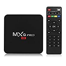 2017 MXQ Pro Android 6.0 TV BOX 4K/S905X/64Bit/1+8GB/2.4G Wifi
