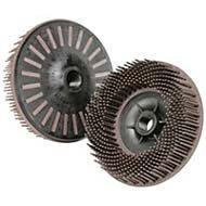 3M Company 33054 Scotch-Brite Bristle Disc, 4-1/2 in x 5/8-11 Internal 36, 5 per inner