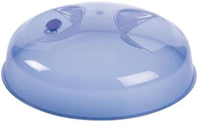 Hogar Juypal 05230 - Tapa para el microondas, Color Azul: Amazon ...
