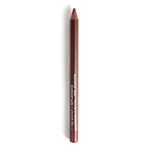 Mineral Fusion Lip Pencil, Splendid, .04 Ounce - 0.04 Ounce Lip Pencil