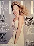 Elle Magazine (January, 2015) Nicole Kidman Cover