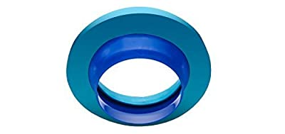 EasyDrain Ref. 030706-424 Soft Rubber Universal Better Than Wax Toilet seat Seal, Wax-Free Toilet Bowl Gasket