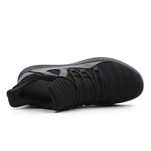 Shoes JESSI Women's Mesh Breathable Running Casual Black MAIERNISI Lightweight Men's Trainers Sneakers vqZqaH