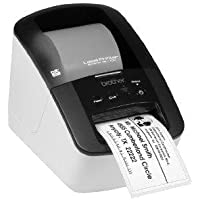 Brother Ql 700 - Label Printer - Monochrome - Direct Thermal - Roll (6.1 Cm) - 300 X 600 Dpi - Up To 93 Labels/Min - Usb Product Type: Peripherals/Label Printers/Makers