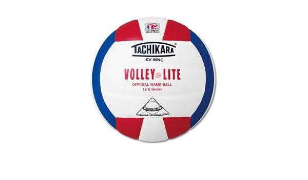 Tachikara - Balón de Voleibol Compuesto de Calidad, Color Morado y ...