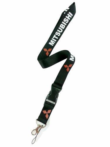mitsubishi-key-chain-neck-lanyard