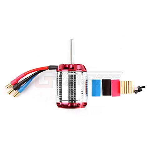 Parts & Accessories Ytn Hf 600 L 1220Kv Brushless Motor For Align Trex 600 Rc - Brushless Motor Align