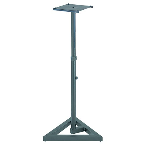 Quiklok BS300 Studio Monitor Speaker Stand (Adjustable Height) American Music and Sound