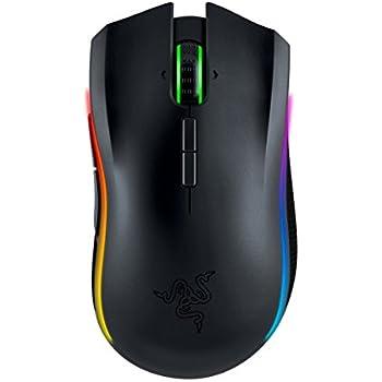 Razer Mamba Chroma - Professional Grade eSports Wired/Wireless Ergonomic Gaming Mouse - 16,000 DPI Sensor (RZ01-01360100-R3U1)