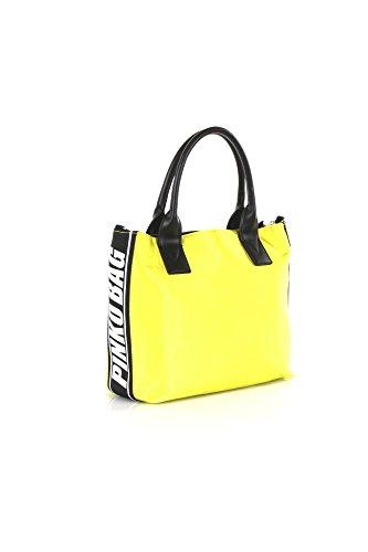 Pinko SHOPPING CANESCA-1H20DN-Y4CG-H09-GIALLO giallo