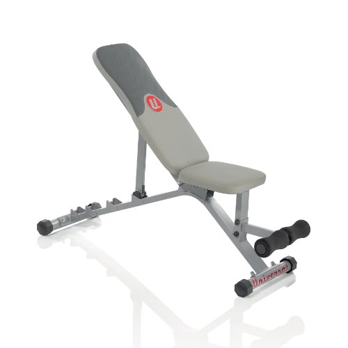 The 5 Position Universal Weight Bench Review