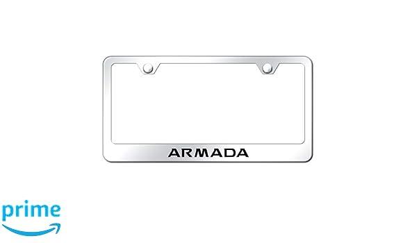 Au-TOMOTIVE GOLD LF464C License Plate Frame