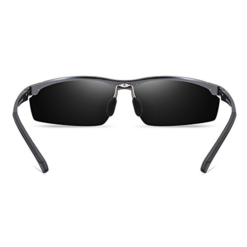 conducteur de rétro de Conduite protection polariseur hommes B Lunettes conduite sport Lunettes UV de de Confortable pour lunettes de polarisées gOqxnwPAf