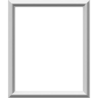"Ekena Millwork PNL20X24AS-01 20""W x 24""H x 1/2""P Ashford Molded Classic Wainscot Wall Panel by Ekena Millwork"