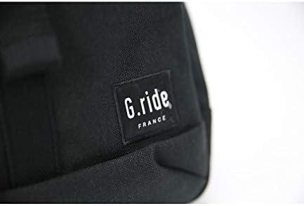 Noir G.RIDE GRIEIDUN1 Sac /à Dos Mixte 24 x 9 x 33 cm