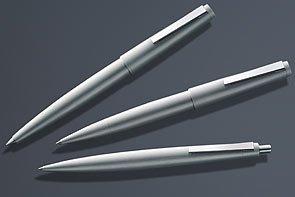 LAMY 2000 Brushed Stainless Steel Ballpoint Pen (Lamy 2000 Ballpoint)